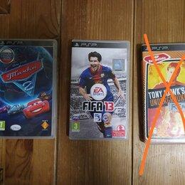 Игры для приставок и ПК - Продам видеоигры на Sony PSP E-1004 CB, 0