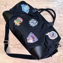 Дорожные и спортивные сумки - Сумка Philipp Plein спортивная , 0