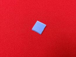 Термопаста - Темопрокладка 10мм*10мм толщина 2 мм, 0
