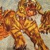 Картина Живой шелк Сальвадора Дали по цене 7777₽ - Картины, постеры, гобелены, панно, фото 5