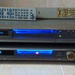 DVD и Blu-ray плееры - Ресивер и записывающий проигрыватель (рекордер) DVD дисков JVC, 0