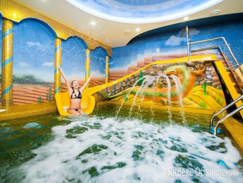 Кураж - водная горка по цене 368000₽ - Игровые и спортивные комплексы и горки, фото 0