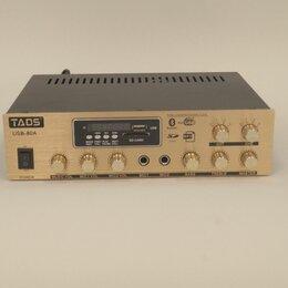 Усилители и ресиверы - TADS DS-USB-80A Усилитель мощности, трансляционный, 80Вт, 0