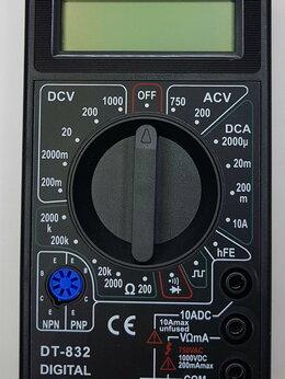 Радиодетали и электронные компоненты - Цифровой Мультиметр M832, 0
