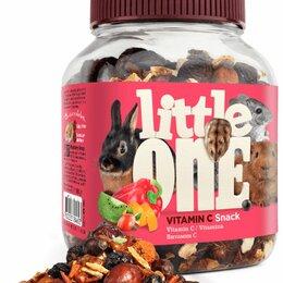 Лакомства  - Витамин С Little One. Лакомство для всех видов грызунов, 0