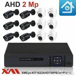 Камеры видеонаблюдения - Видеонаблюдения на 12 камер 1080P, 0