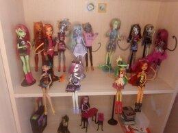 Куклы и пупсы - Monster High куклы Монстер Хай срочная продажа, 0
