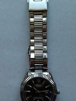 Наручные часы - Часы наручные с металлическим браслетом, 0