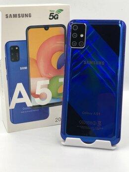Мобильные телефоны - Samsung Galaxy A51 64GB, 0