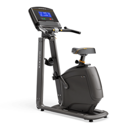 Велотренажеры - MATRIX U30XR Вертикальный велоэргометр, 0