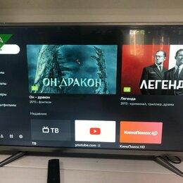 Телевизоры - Телевизор LED Hi 39HSY111X новый, 0