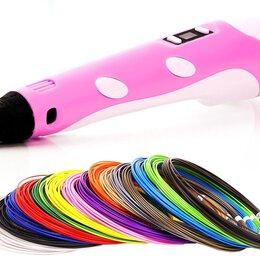 Расходные материалы для 3D печати - 3D ручка Spider Pen plus, розовая, 0