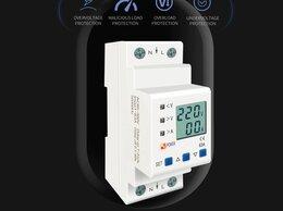Реле - Реле напряжения УЗМ, автоматический выключатель,…, 0