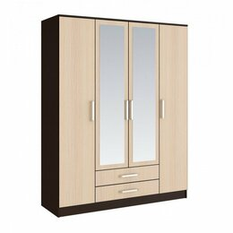 Шкафы, стенки, гарнитуры - Шкаф Фиеста 4х створчатый, 0