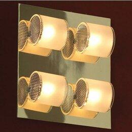 Настенно-потолочные светильники - Накладной светильник Lussole Cappello LSQ-3411-04, 0