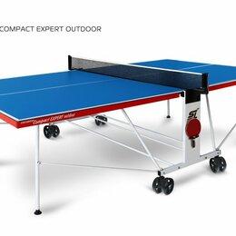 Столы - Теннисный стол Compact Expert Outdoor, 0