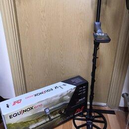 Металлоискатели - Металлоискатель EquInox 600, 0