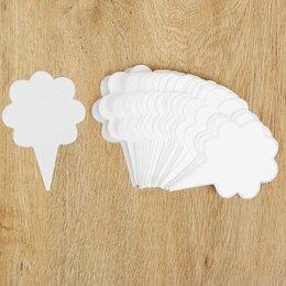Сервизы и наборы - Набор топперов в пироженое Фантазия, 20шт, 0