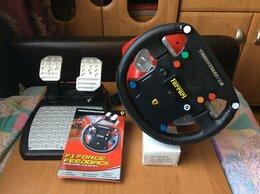 Рули, джойстики, геймпады - Руль с педалями Thrustmaster F1 Force Feedback, 0