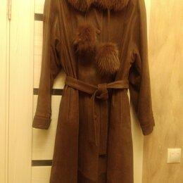 Пальто - пальто кожаное, 0