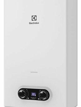 Водонагреватели - Газовая колонка Electrolux GWH 10 NanoPlus 2.0, 0