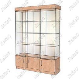 Мебель для учреждений - Витрина демонстрационная В-154ВД, 0