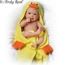 Куклы и пупсы - Виниловая кукла которую можно купать. Новая.…, 0