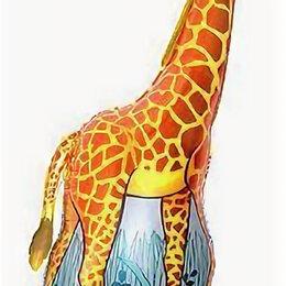 Мягкие игрушки - Жираф(оранжевый), 0