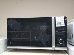 Микроволновые печи - Микроволновка  LG MF6588PRFB, 0