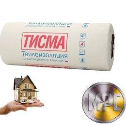 Изоляционные материалы - Утеплитель рулонный Тисма, 0