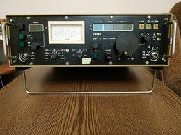 Лабораторное оборудование - Селективный микровольтметр SMV-11, 0