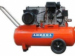 Воздушные компрессоры - Компрессор Aurora Storm-50 масло в подарок, 0