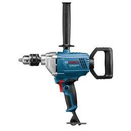 Дрели и строительные миксеры - Дрель Bosch GBM 1600 RE (0.601.1B0.000), 850 Вт, ключевой патрон 16 мм, 0