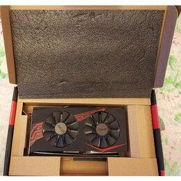 Видеокарты - Видеокарта Asus Radeon RX 570 EX-RX570-O4G, 0