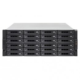 Сетевые накопители - Сетевое хранилище QNAP TS-2483XU-RP-E2136-16G, 0