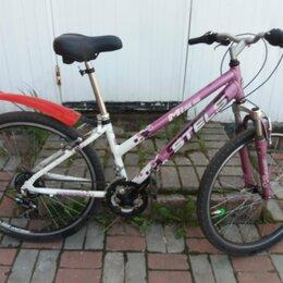 Велосипеды - велосипед Stels miss 6000, 0
