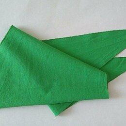 Галстуки и бабочки - Зеленый пионерский галстук, 0
