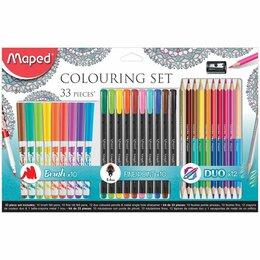 Рисование - Набор для рисования Maped «Graph Pep's» 10…, 0
