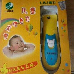 Машинки для стрижки и триммеры - Детская машинка для стрижки новая в коробке, 0