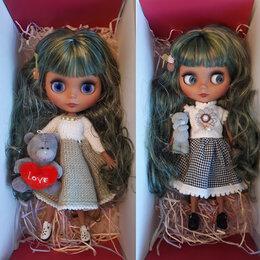 Куклы и пупсы - Куклы блайз. Новые. С одеждой и обувью., 0