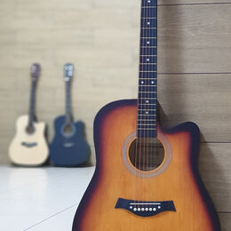 Акустические и классические гитары - Матовая концертная гитара, 0