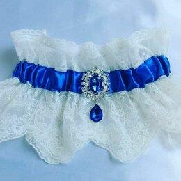 Аксессуары - Свадебная подвязка для невесты , 0