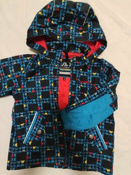 Комплекты верхней одежды - Демисезонный костюм GUSTI, рост 98+6, 0