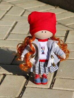 Куклы и пупсы - Куколка ручной работы ростом 28 см., 0