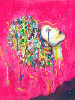 Картины, постеры, гобелены, панно - Картины в современном искусстве (акварелью), 0