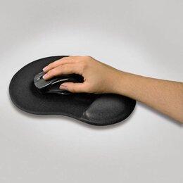 Коврики для мыши - Коврики для мышки новые черные, 0
