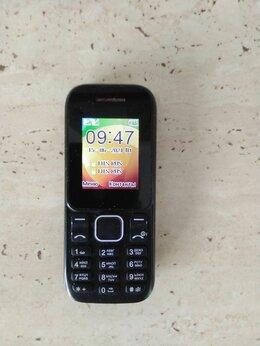 Мобильные телефоны - Мобильный телефон Vertex M109 полностью рабочий, 0