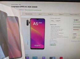 Мобильные телефоны - Oppo a5 3/64gb черный, 0