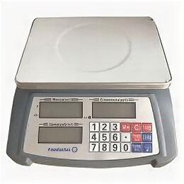 Весы - Торговые весы Foodatlas 15кг/1гр YZ-506, 0