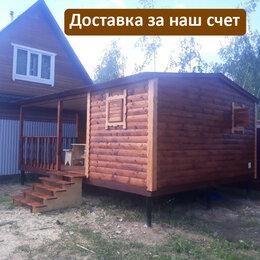 Готовые строения - Готовая баня 6 на 4,50 метров, 0
